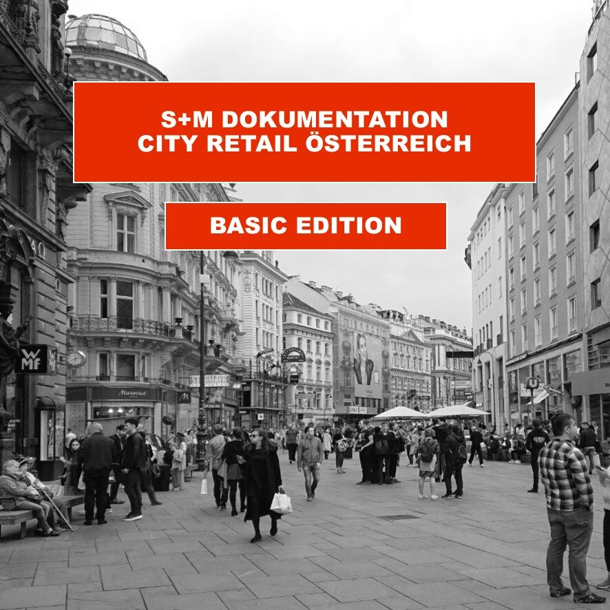 S+M Dokumentation City Retail Österreich 2020/2021 - Basic Edition